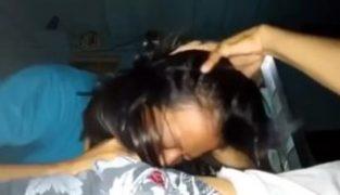 Pinay Sinagad Ang Subo Sabay Patong Viral Scandal