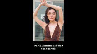 Viral Sachzna Laparan Sex Scandal Part 2