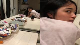 Iniyot Sa Dining Table