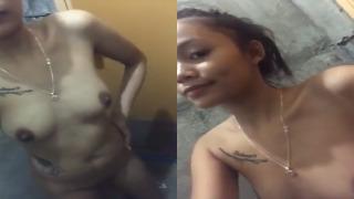 Flex Nya Lang Katawan Nyang May Tattoo